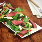 Steak & Spinach Salad