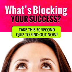 What's Blocking Your Success?