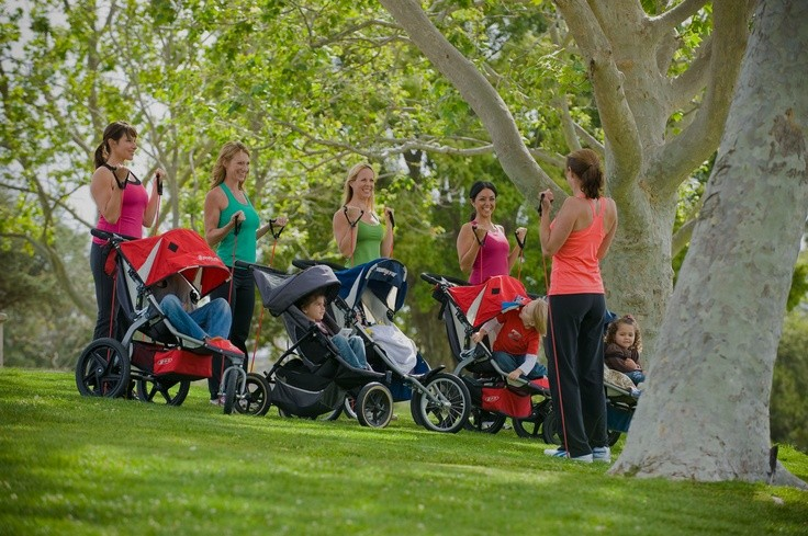 5 Easy Tips to Get Fit After Your Baby is Born