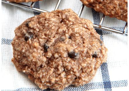 """Grain-Free Paleo Breakfast """"Cookies"""""""