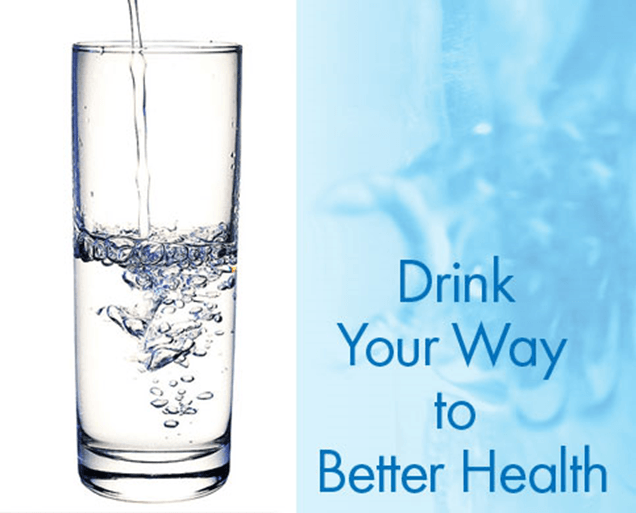 The Health Benefits of Water