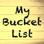 My-Bucket-List