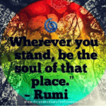 Be The Soul …