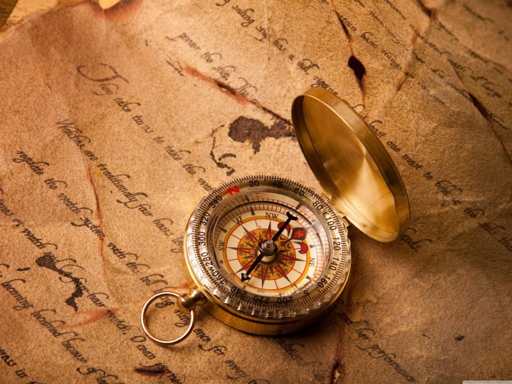 Finding Direction with Your Angelic Compass