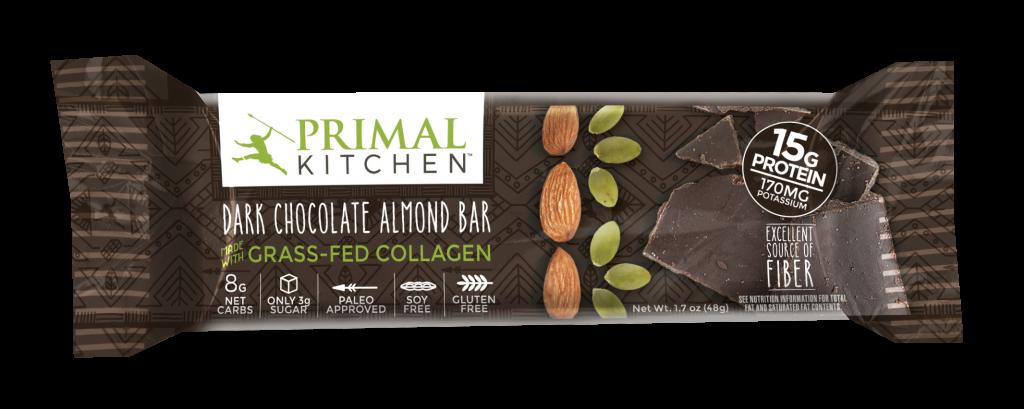 Claim Your  Box of Paleo Dark Chocolate Almond Bars TODAY!