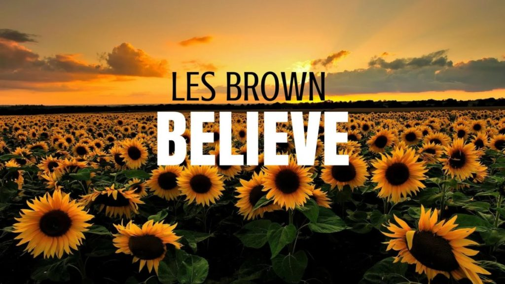 Top 5 Motivational Les Brown Speeches