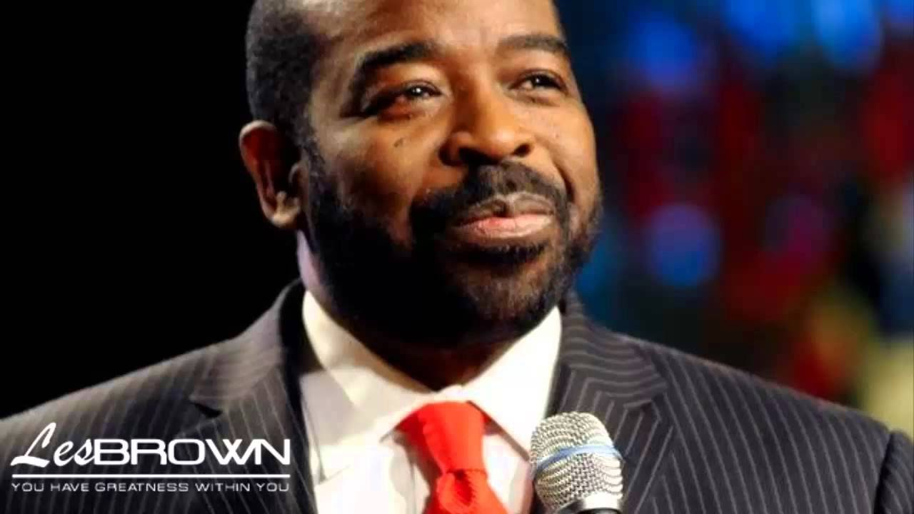 Les Brown - Success Cheat Sheet