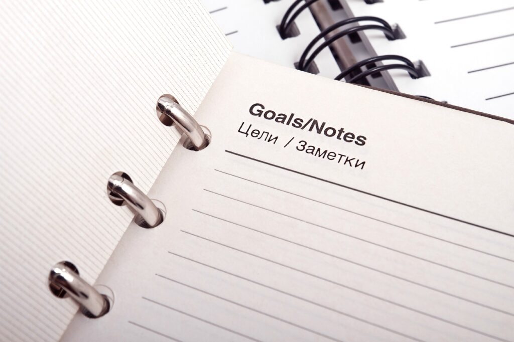 Goal Setting to Attract Your Experience
